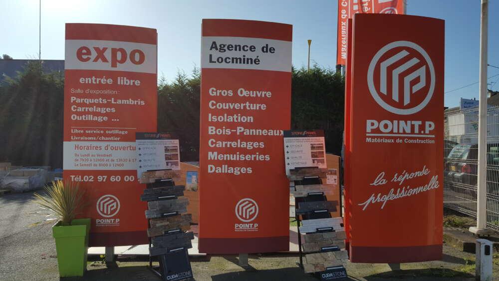 Bardage Agricole Point P