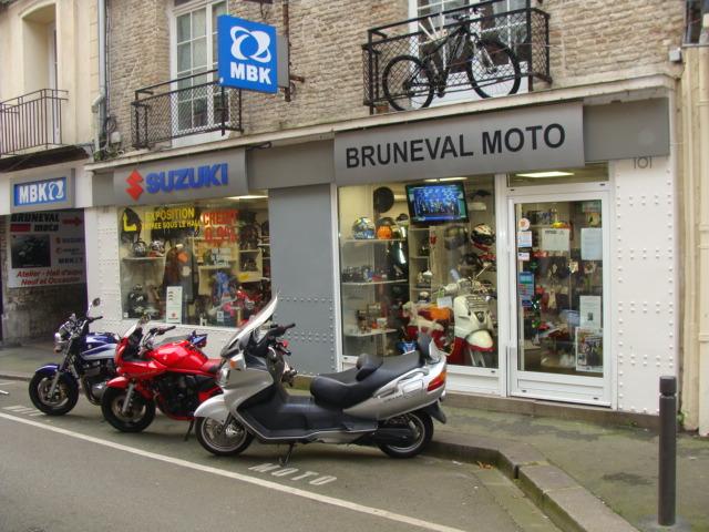 Accessoire moto dieppe