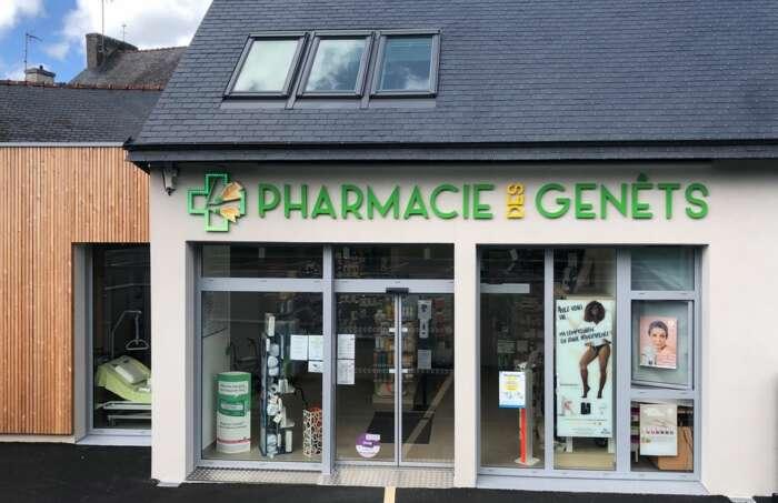 Pharmacie Bannalec